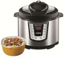 gI 86557 EZ Bean Cooker PR Kook Blackeye Erwten in minuten in de EZ Bean Cooker voor New Years!